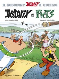 Asterix: Asterix and the Picts - Jean-Yves Ferri (Paperback) - Cover