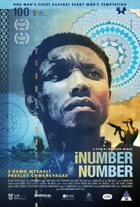 iNumber Number (DVD) - Cover
