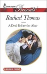 A Deal Before the Altar - Rachael Thomas (Paperback)