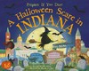 A Halloween Scare in Indiana - Eric James (Hardcover)