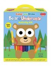 Color and Draw Bear in Underwear Activity Kit - Todd H. Doodler (Hardcover)