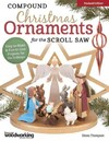 Compound Christmas Ornaments for the Scroll Saw - Diana Thompson (Paperback)