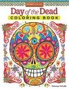 Day of the Dead Coloring Book - Thaneeya Mcardle (Paperback)