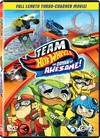 Hot Wheels: The Origins of Awesome (DVD) Cover