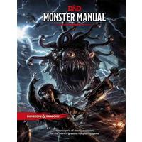 Dungeons & Dragons - Monster Manual (Role Playing Game)