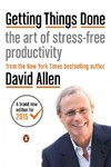 Getting Things Done - David Allen (Paperback)