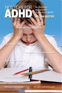 New Hope for AD/HD in Children and Adults - Helena Bester (Paperback) - Cover