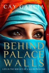 Behind Palace Walls - Cay Garcia (Paperback) - Cover