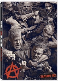 Sons of Anarchy - Season 6 (DVD) - Cover