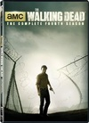 The Walking Dead - Season 4 (DVD) Cover