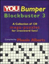 You Bumper Blockbuster 3 - Phanie Alberts (Paperback) - Cover