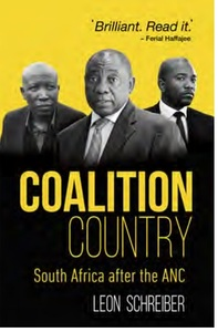 Coalition Country - Leon Schreiber (Paperback) - Cover