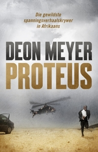 Proteus (2013) - Deon Meyer (Paperback) - Cover