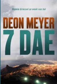 7 Dae - Deon Meyer (Paperback) - Cover