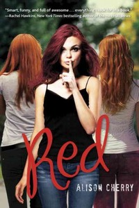 Red - Alison Cherry (Paperback) - Cover