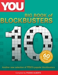 YOU Big Book of Blockbusters 10 - Phanie Alberts (Paperback) - Cover