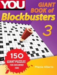 YOU Giant Book of Blockbusters 3 - Phanie Alberts (Paperback) - Cover