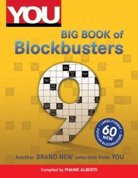 YOU Big Book of Blockbusters 9 - Phanie Alberts (Paperback) - Cover