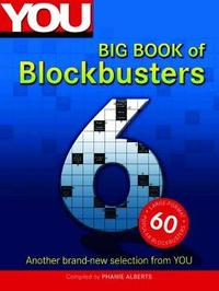 YOU Big Book of Blockbusters 6 - Phanie Alberts (Paperback) - Cover