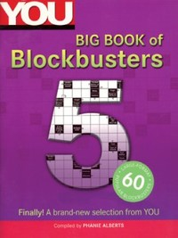 YOU Big Book of Blockbusters 5 - Phanie Alberts (Paperback) - Cover