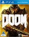 DOOM (PS4) Cover