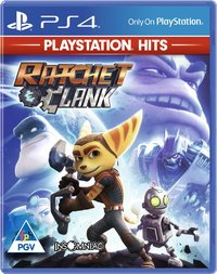 Ratchet & Clank - PlayStation Hits (PS4) - Cover