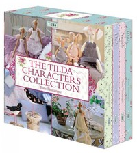 Tilda Characters Collection - Tone Finnanger (Hardcover) - Cover