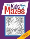Kids' Book of Mazes - Gareth, B.Sc, M.Phil, Ph.D Moore (Paperback)