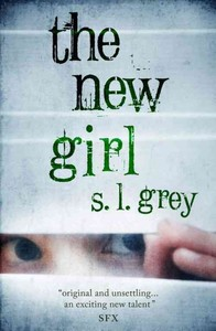 New Girl - S. L. Grey (Paperback) - Cover