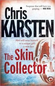 The Skin Collector - Chris Karsten (Paperback) - Cover
