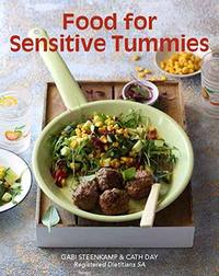 Food for Sensitive Tummies - Gabi Steenkamp (Paperback) - Cover