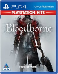 Bloodborne - PlayStation Hits (PS4) - Cover
