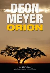 Orion - Deon Meyer (Paperback) - Cover