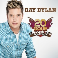 Ray Dylan - 20 Goue Treffers (CD) - Cover