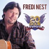 Fredi Nest - 20 Goue Treffers (CD) Cover
