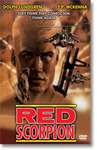Red Scorpion (DVD)