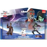 Disney Infinity 2.0 Guardians of the Galaxy Playset (Star Lord, Gamora and Playset piece)