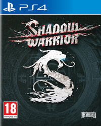 Shadow Warrior (PS4) - Cover