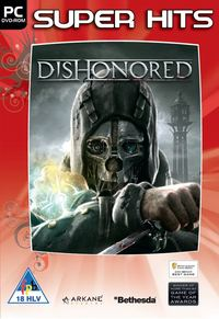 Dishonored (PC) - Cover