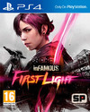 inFAMOUS: First Light (PS4) Cover