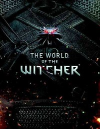 The World of the Witcher - CD Projekt Red (Hardcover) - Cover