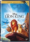 The Lion King (DVD) Cover