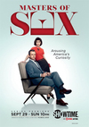 Masters Of Sex - Season 1 (DVD) Cover