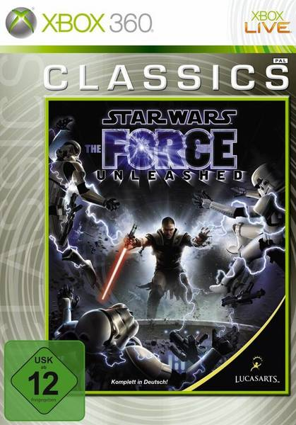 Star Wars The Force Unleashed Xbox 360 Video Games Online Raru