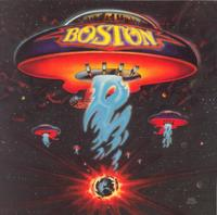 Boston - Boston (CD) - Cover