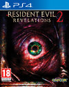 Resident Evil: Revelations 2 (PS4) Cover