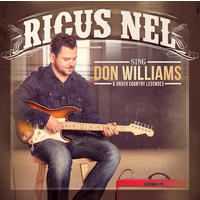 Ricus Nel - Sing Don Williams & Ander Country Legendes (CD)