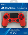 Sony DUALSHOCK 4 Wireless Controller - Magma Red (PS4)