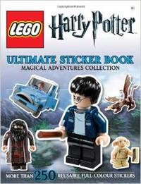 LEGO Harry Potter Magical Adventures Ultimate Sticker Book - Dk (Paperback) - Cover