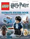 LEGO Harry Potter Magical Adventures Ultimate Sticker Book - Dk (Paperback) Cover